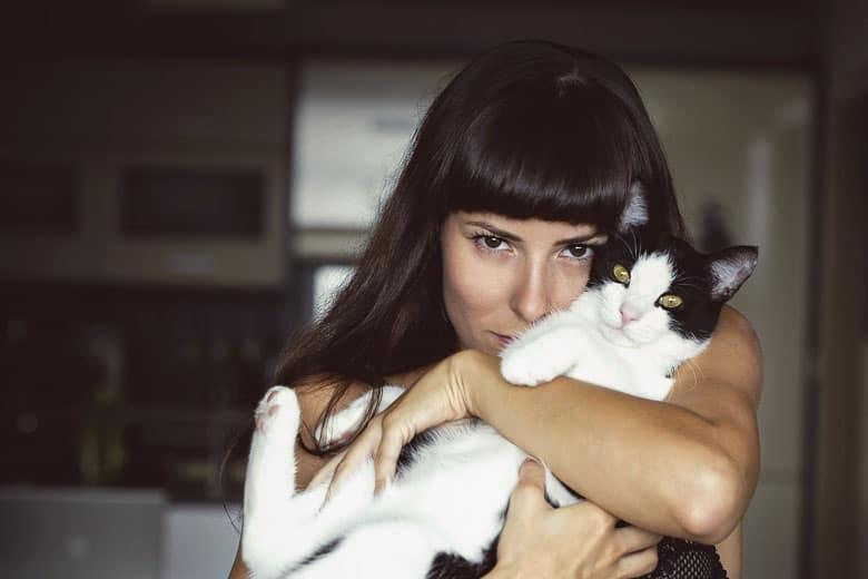 dust free cat litter mom allergies